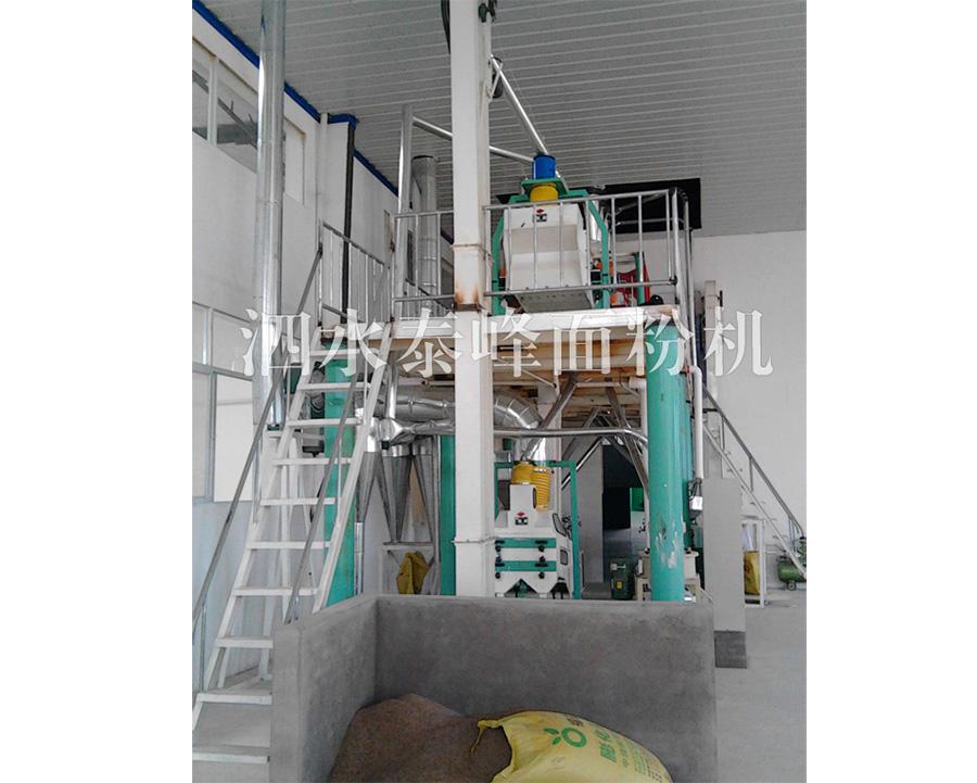 吴江荞麦面粉加工成套设备