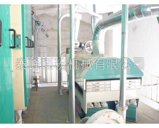 100-150吨制粉设备