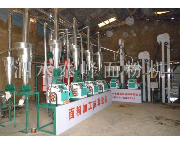 荞麦面粉加工成套设备-荞麦云南昆明