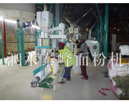 面粉成套设备生产厂家