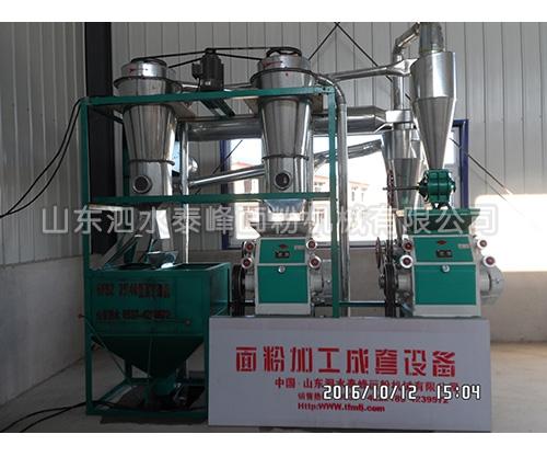 玉树6FSZ-10C型皮芯分离自动双机面粉机
