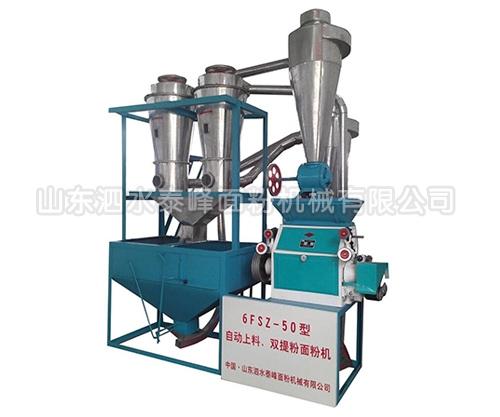 吴江6FSZ-50T型双提粉自动皮芯分离面粉机