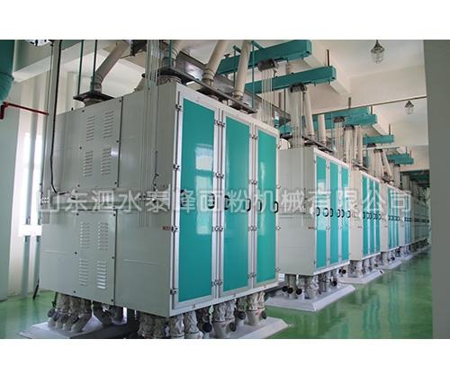 日产300--500吨等级面粉加工成套设备