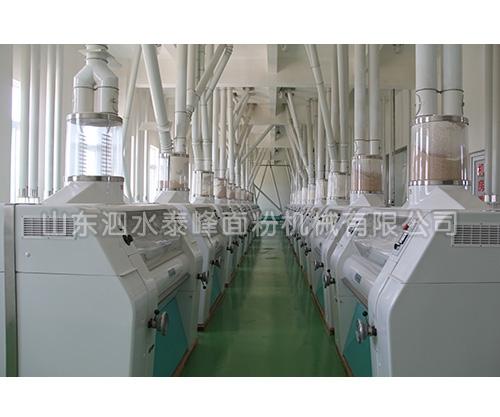 日产300--500吨面粉加工成套设备