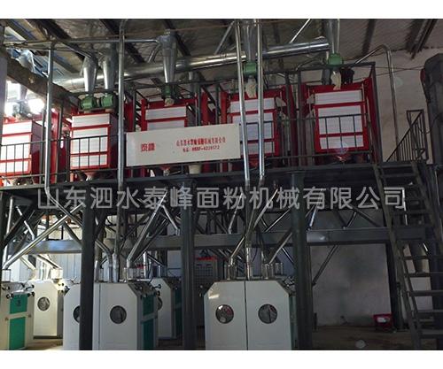 吴中日产60吨面粉加工成套设备生产厂家
