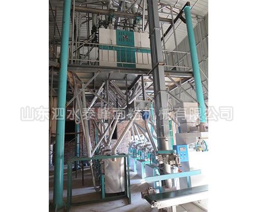 玉树日产40-50吨面粉加工成套设备