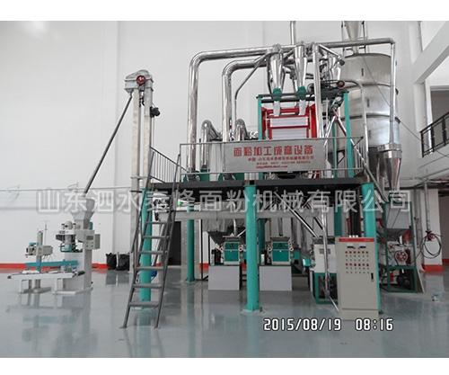玉树日产30吨面粉加工成套设备