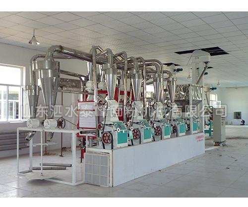 哪里有卖日产20吨面粉加工成套设备的?