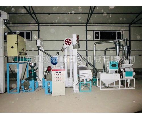 吴江10型玉米加工成套设备