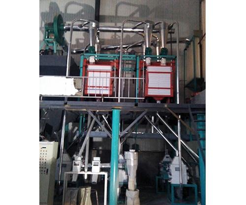 吴中40型玉米加工成套设备
