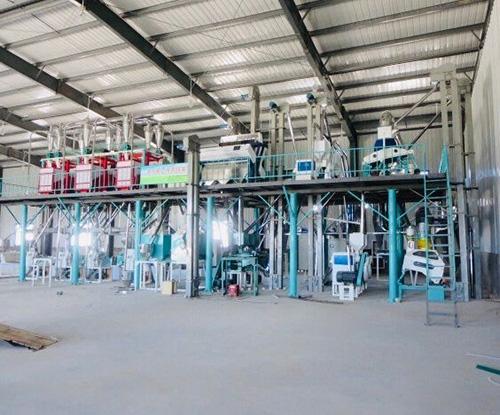 北京80吨玉米加工成套设备哪家好?
