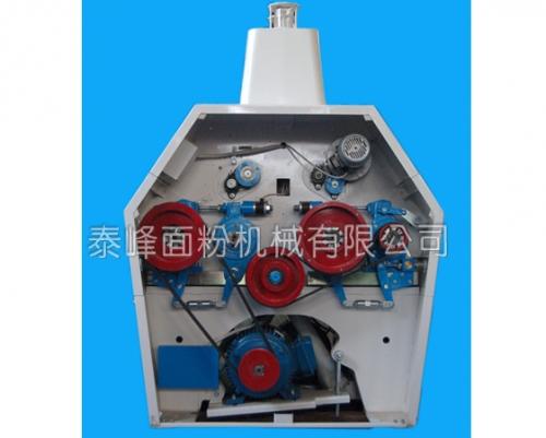 复式磨粉机內构图