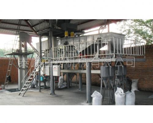 山东济宁活性炭加工成套设备