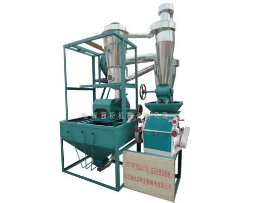 济宁荞麦粉加工成套设备-6FSZ