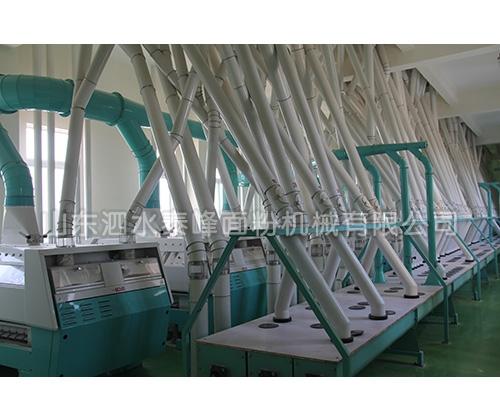 日产300--500吨等级面粉加工成套设备哪家好?