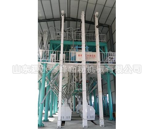 日产120-150吨等级面粉加工成套设备生产厂家