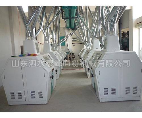 日产80--100吨等级面粉加工成套设备