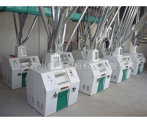 日产80-100吨等级面粉加工成套设备哪家好?