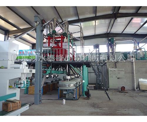八组石磨成套设备生产厂家